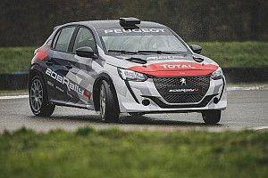 Peugeot presenta la 208 Rally 4, erede della 208 R2