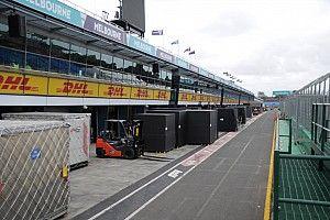 Три команды Ф1 утром не приехали в паддок