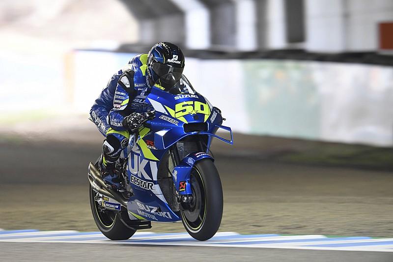"Suzuki's 2020 engine makes ""encouraging"" practice debut"