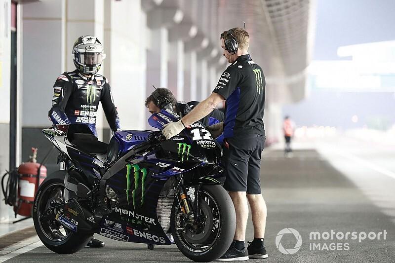Test MotoGP Losail, Giorno 2: Vinales brilla alle 17