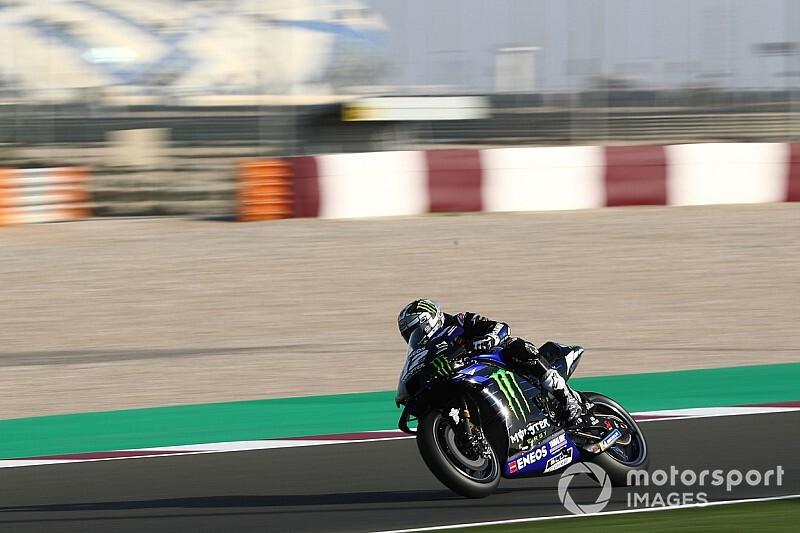 Des pilotes Yamaha à l'aise et en progrès