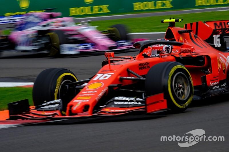 Leclerc yeni araçların görünüşünü sevdi