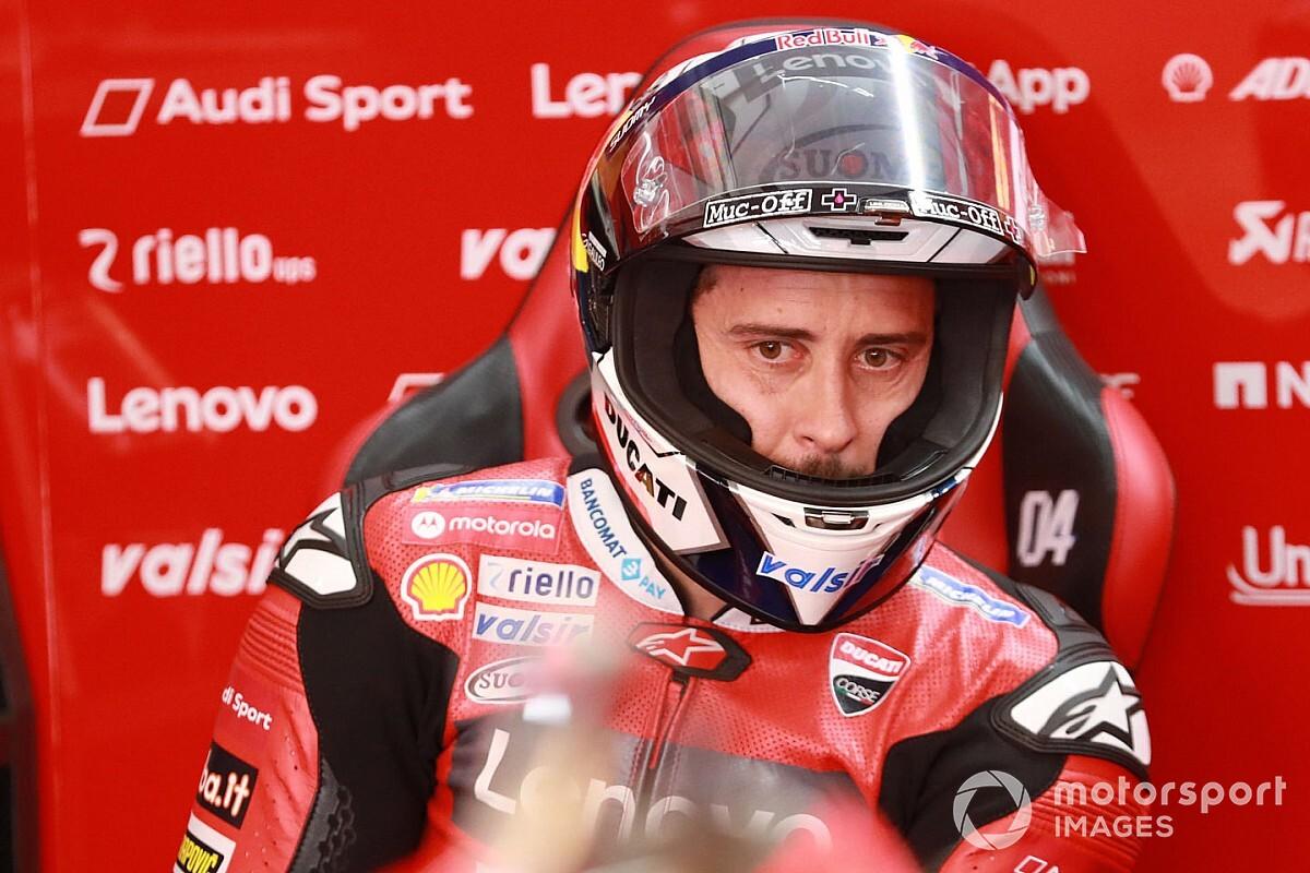 Dovizioso, 2021'de MotoGP'ye ara vermeye hazırlanıyor