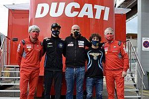 Avintia Racing Resmi Duetkan Marini-Bastianini