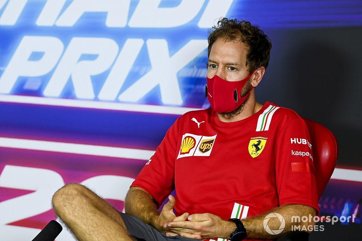 """Vettel: """"Nem bántam meg semmit!"""""""