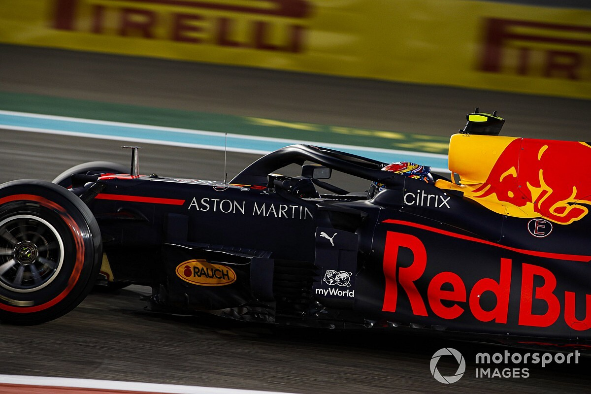 Red Bull No Plan To Replace Aston Martin As F1 Title Sponsor