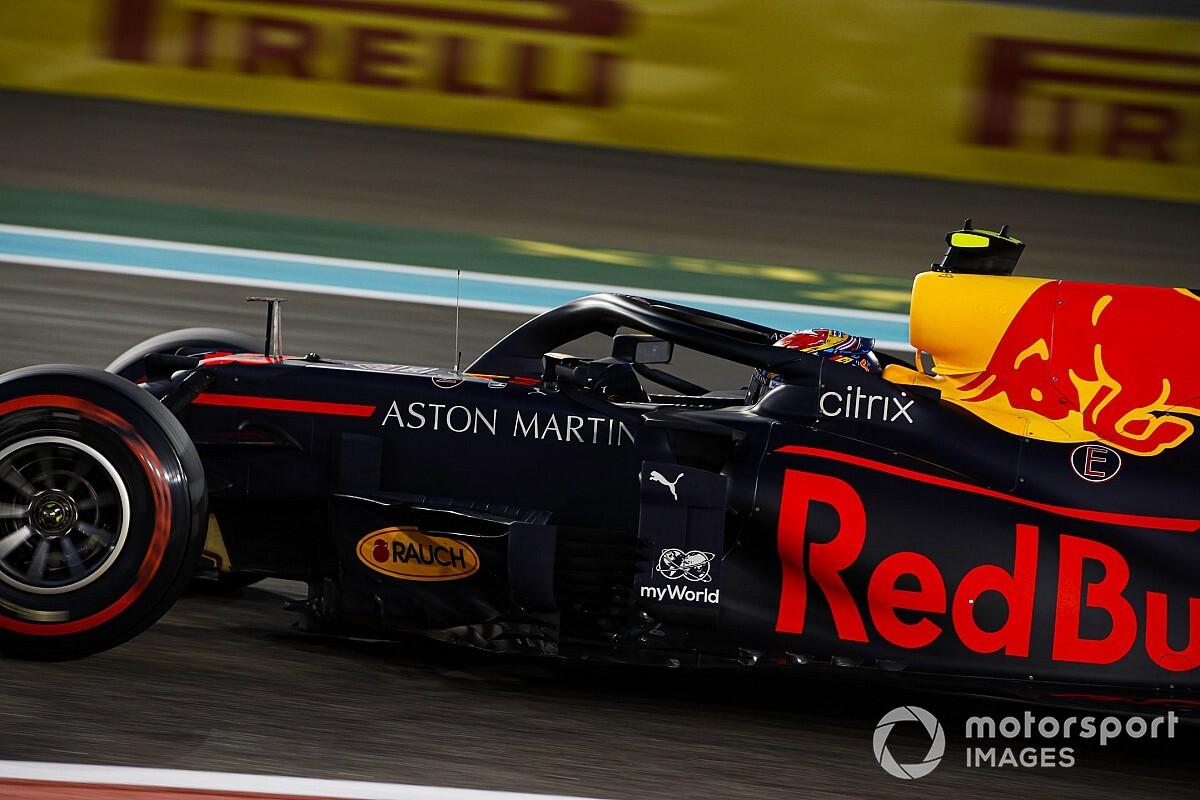 """F1: Albon sente que """"fez de tudo"""" para manter assento na Red Bull"""