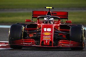 """Leclerc: """"Ferrari'den mucize beklememeliyiz"""""""