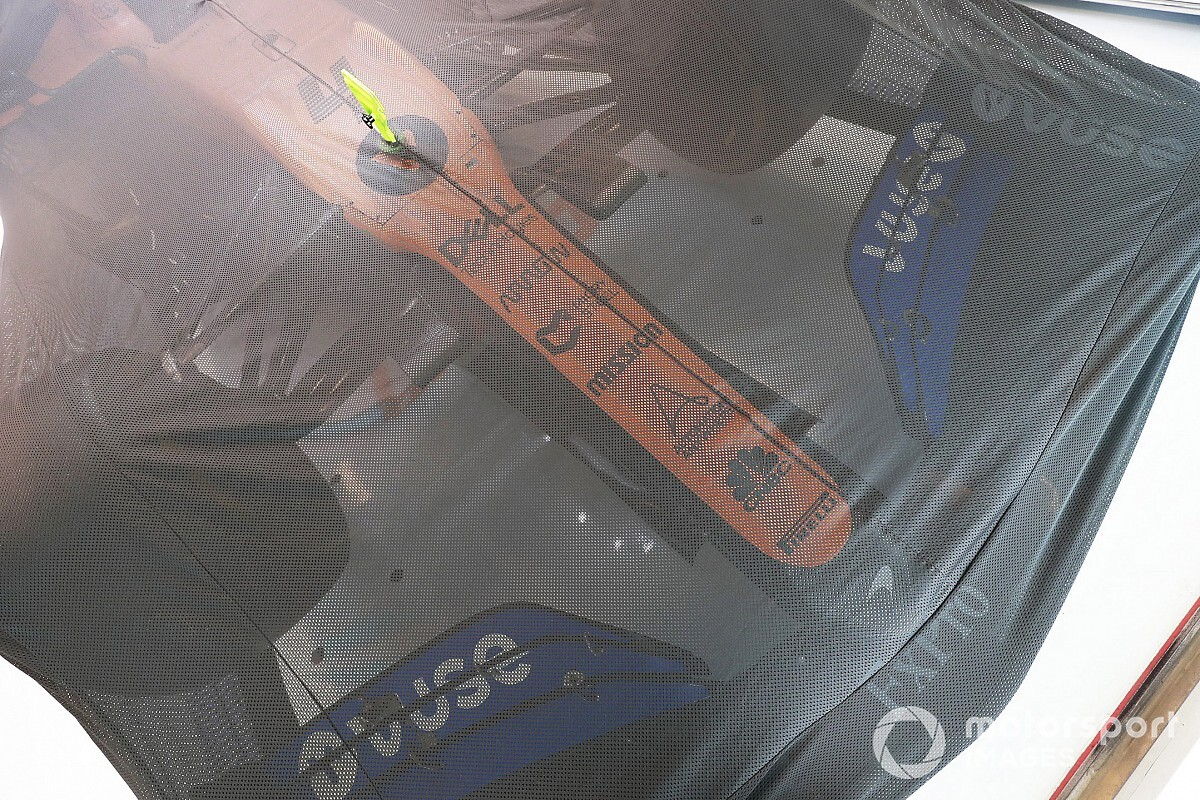 El McLaren de la Fórmula 1 2021 ya tiene nombre