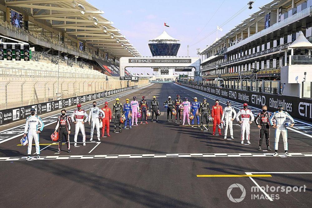 Pilotos elegem top-10 de 2020; Bottas é 'esquecido' e Grosjean é 8º