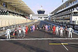 Итоговое положение в общем зачете Формулы 1 2020 года