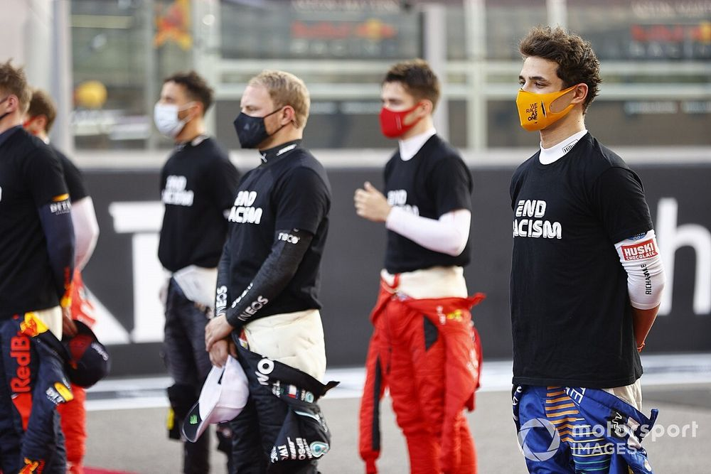 F1 planning Bahrain summit to discuss driver behaviour