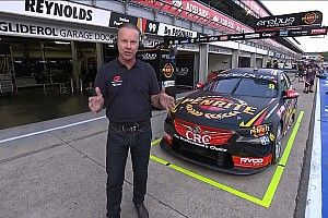 Larkham returns to Supercars TV team