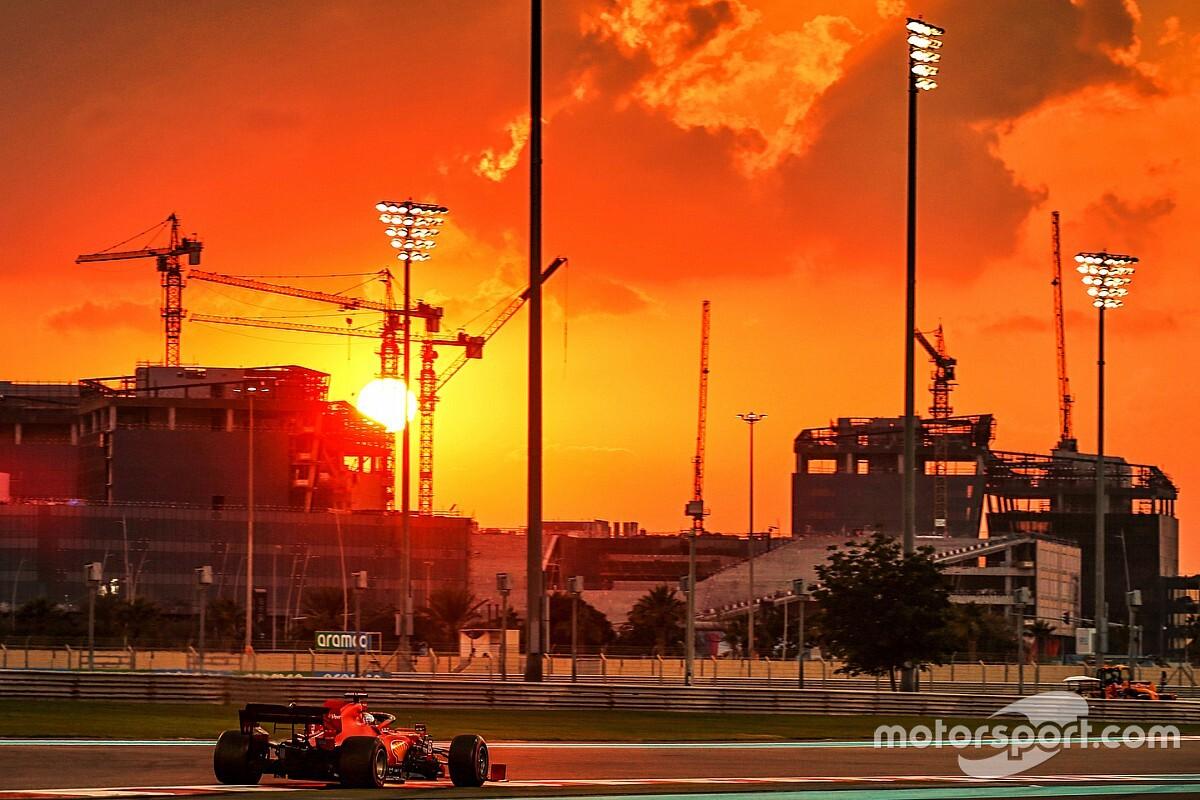 Fotos: el ocaso de la Fórmula 1 2020 en Abu Dhabi