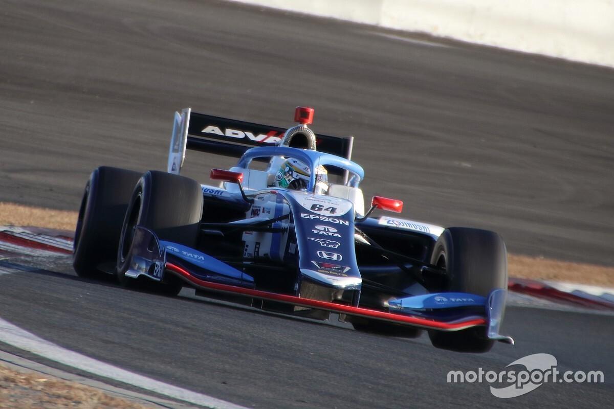車両が変わっても初日総合トップの山本尚貴、気になるナカジマレーシングから参加の経緯は?