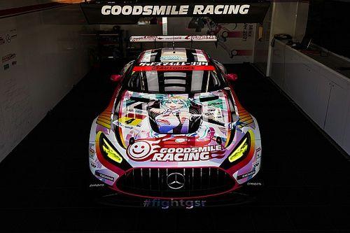 """グッドスマイルレーシングが2021年SGT車両をお披露目。富士で""""本気の""""アタックも実施"""