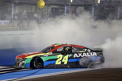 NASCAR Homestead: William Byron triumphiert - Rekord für Hendrick