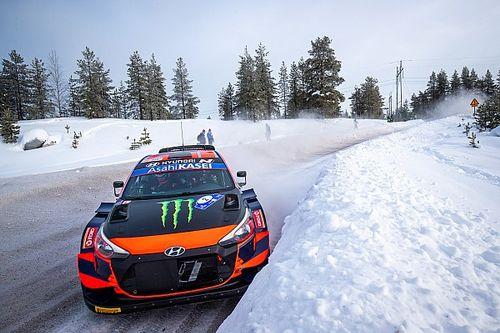 """Le WRC a """"retourné le calendrier 2021 dans tous les sens"""""""