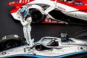"""フォーミュラE第5戦バレンシアePrix:SC4度、電池切れ続出の""""大混乱""""。デ・フリーズが大逆転優勝"""