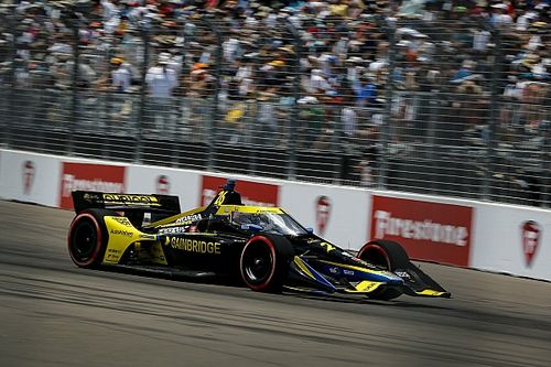 IndyCar: Herta domina e conquista il successo a St.Pete