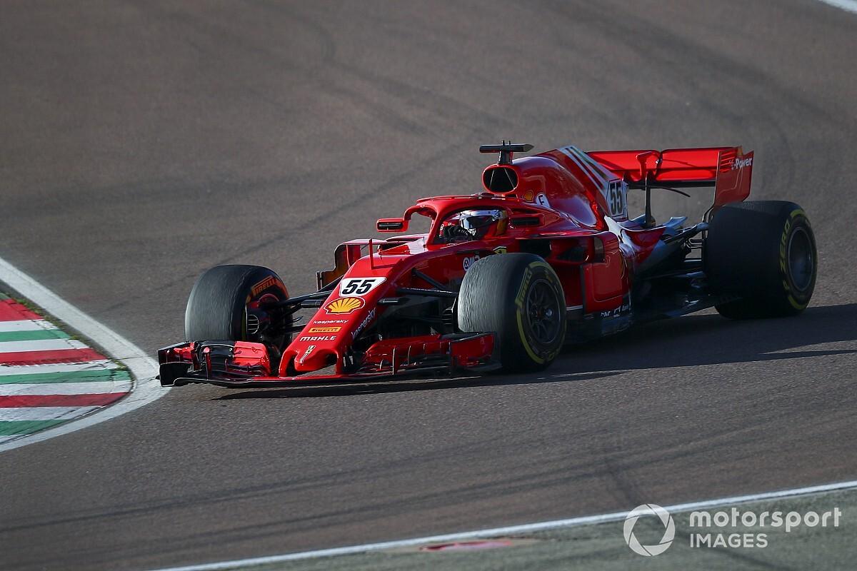 Skład Ferrari jest zbyt młody?