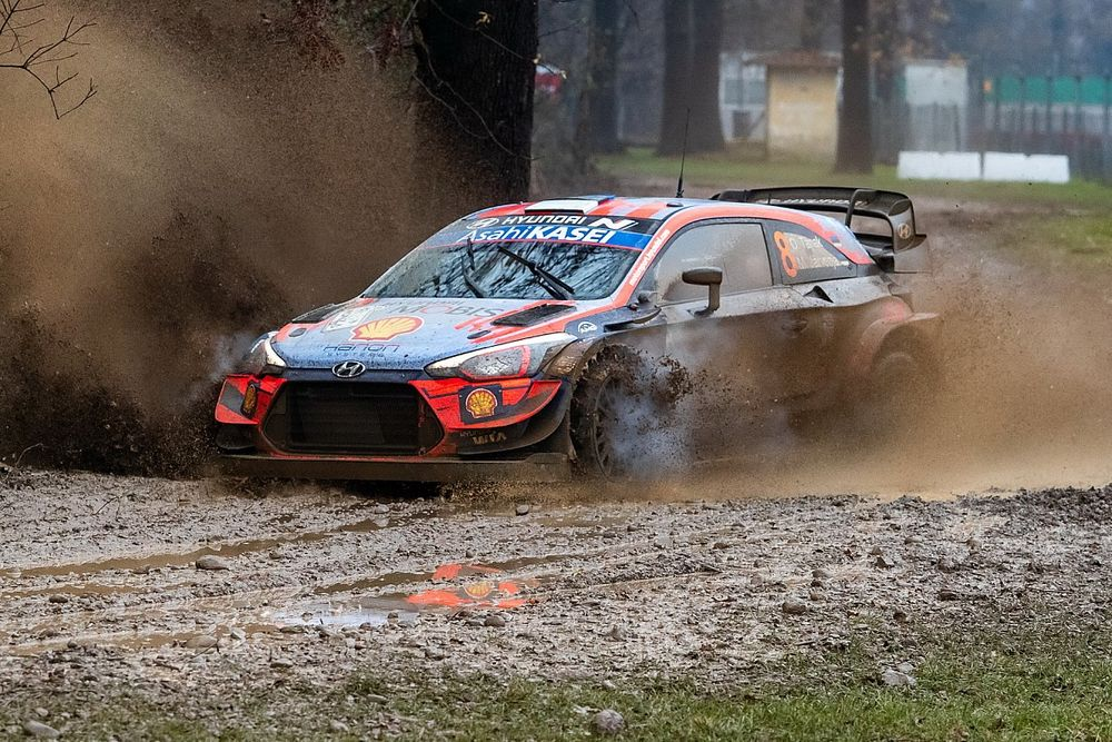 Rally Monza to replace Japan as 2021 WRC finale