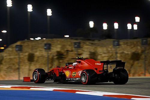 Por qué Leclerc tuvo solo una salida a pista en la Q3