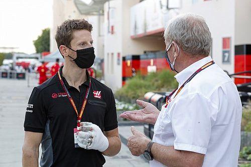 F1: Grosjean precisa de cirurgia na mão por causa de queimaduras