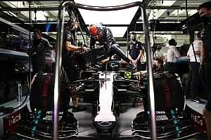 "Mercedes made ""minor"" car changes to help Russell fit better"