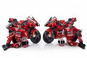 Fotogallery MotoGP: la nuova Ducati Desmosedici GP21