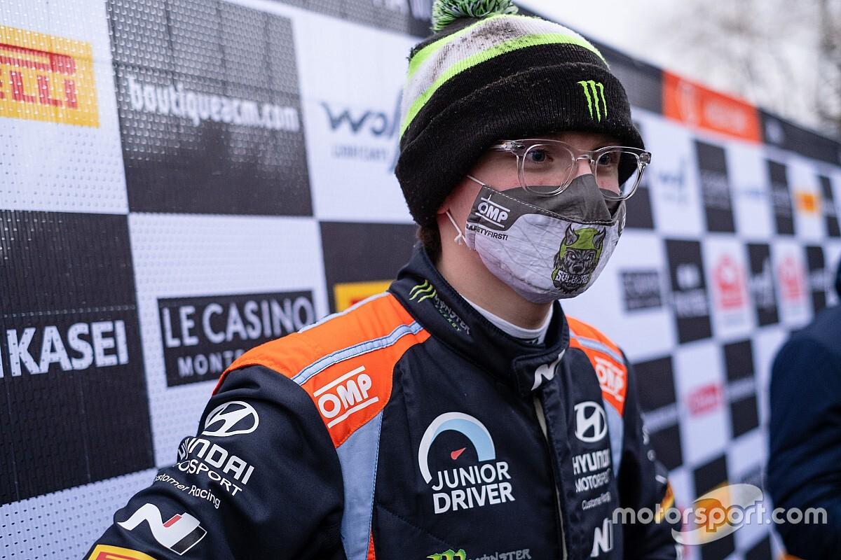 Ini Alasan Hyundai Beri Mobil WRC untuk Oliver Solberg