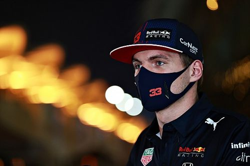 """F1: Verstappen adverte que sábado será """"um dia diferente"""" no Bahrein"""