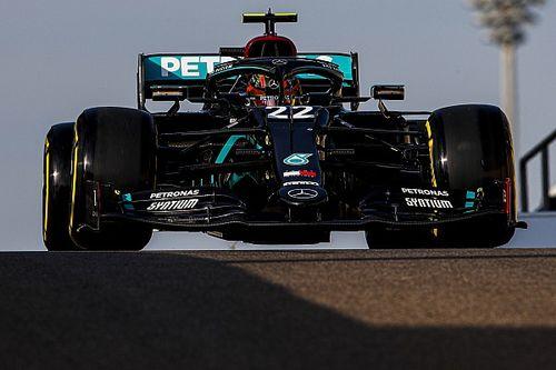 Vandoorne devant Alonso à la mi-journée aux essais d'Abu Dhabi