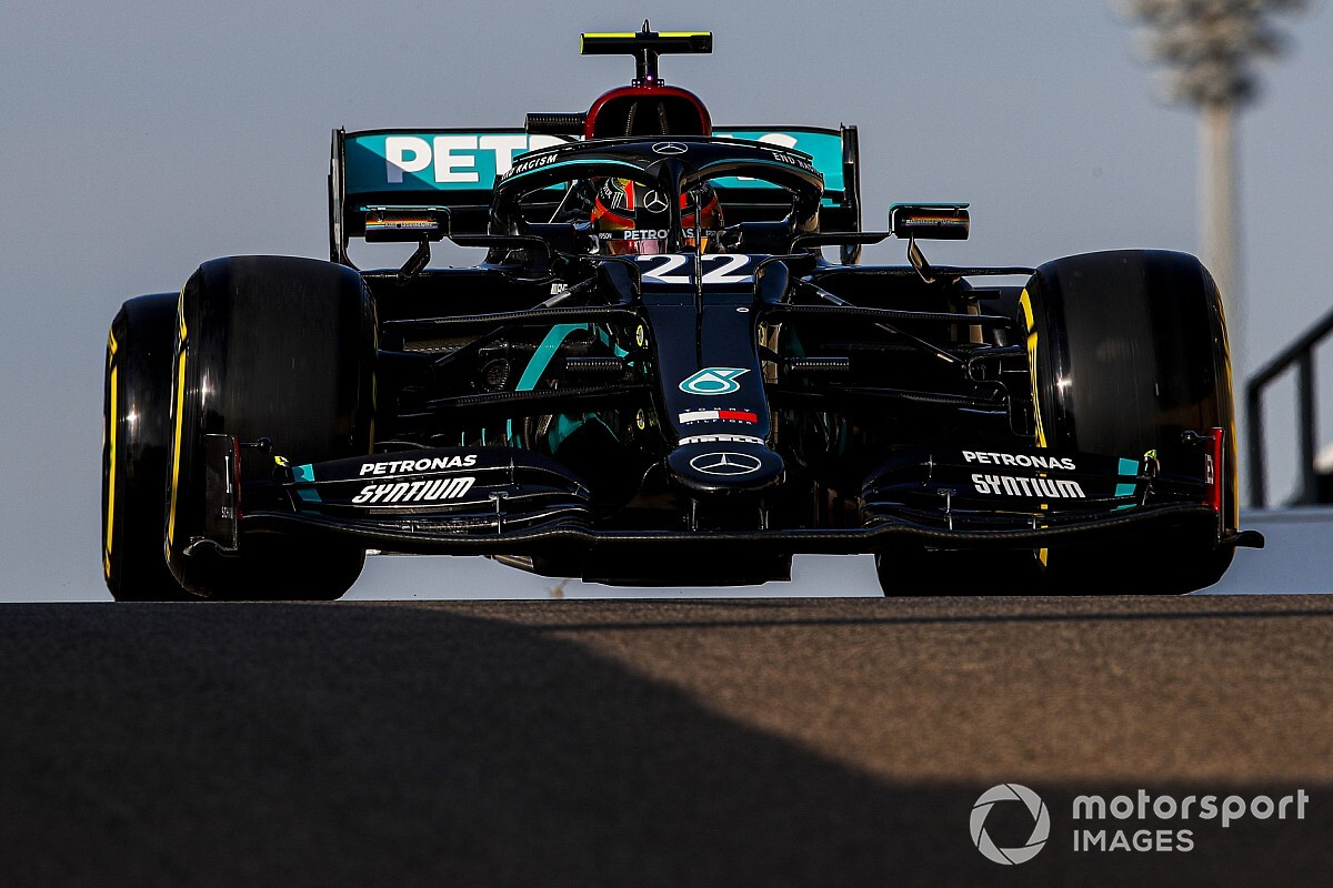 Vandoorne leidt halverwege rookietest voor oud-teamgenoot Alonso