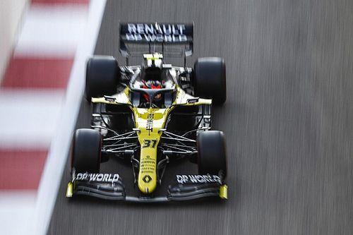 Zekerheid over Renault-zitje voor 2021 hielp Ocon rust te bewaren
