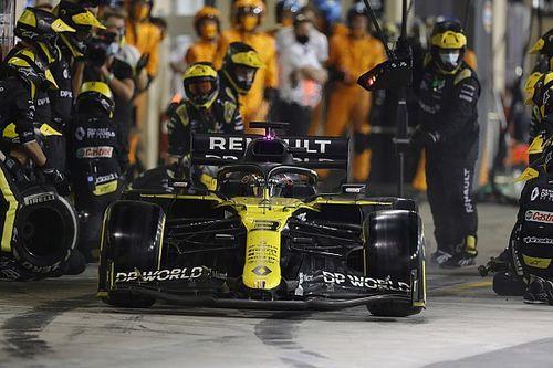 Ricciardo a vu Renault gagner en confiance en deux ans