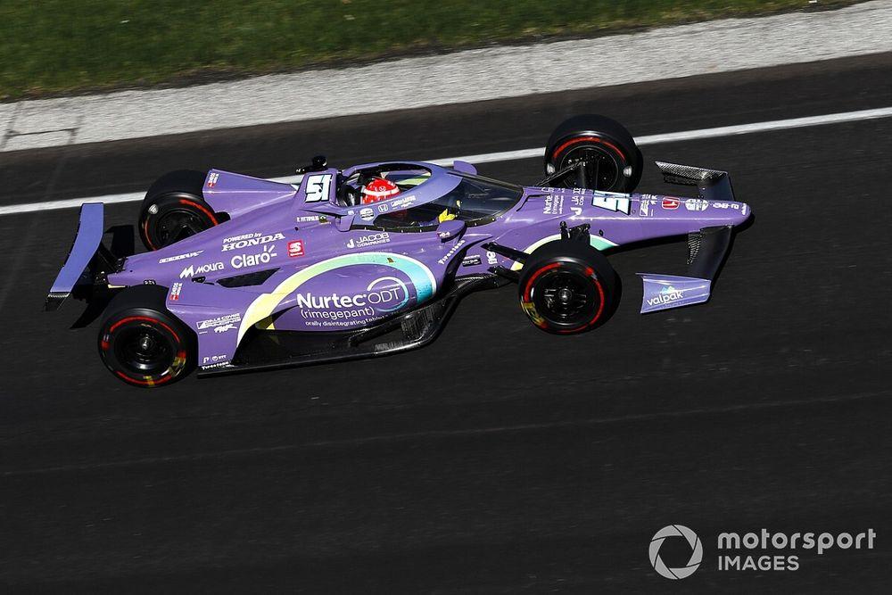 Por Gateway na Indy, Pietro Fittipaldi não fará 24 Horas de Le Mans