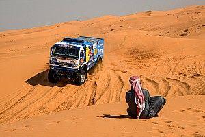 Skuad Rusia Dominasi Kategori Truk Reli Dakar 2021