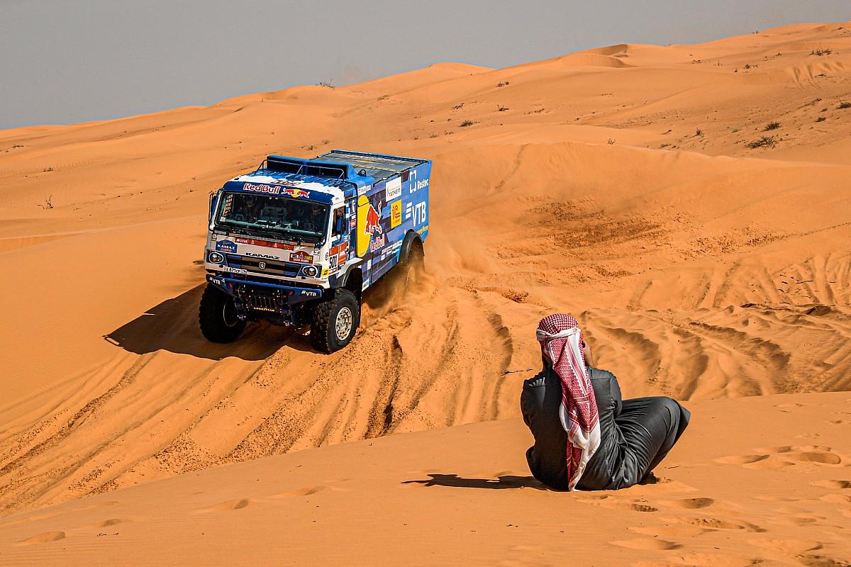 Galeria zdjęć: 6 etap Rajdu Dakar 2021