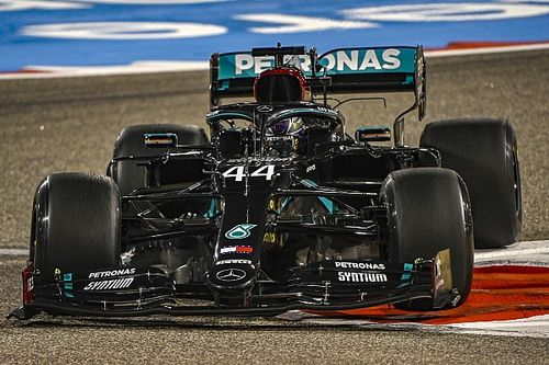 Hamilton quiere que la F1 recupere la guerra de neumáticos