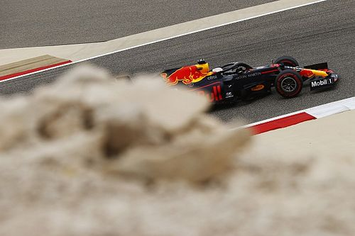 Verstappen lidera la FP3 de Bahrein; McLaren y Sainz avanzan