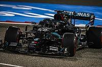 """Hamilton neemt geen gas terug na titel: """"Maar wil wel genieten"""""""