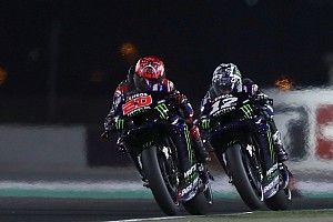 Yamaha a due facce: il Factory Team convince, Petronas a picco