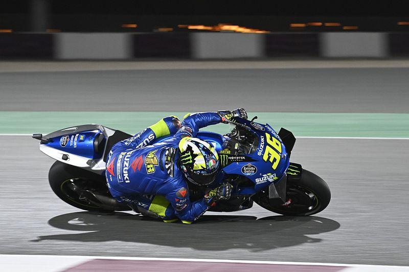 Mir has to ride MotoGP qualifying laps in 'unnatural' way