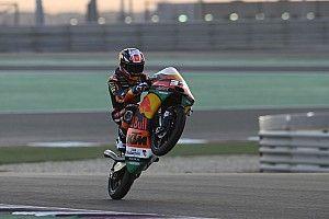 Hasil Moto3 Doha: Acosta Menggila, Andi Gilang Tak Berdaya