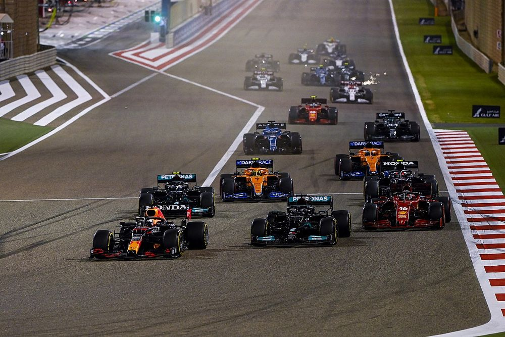 La Fórmula 1 2021 desvela un calendario actualizado
