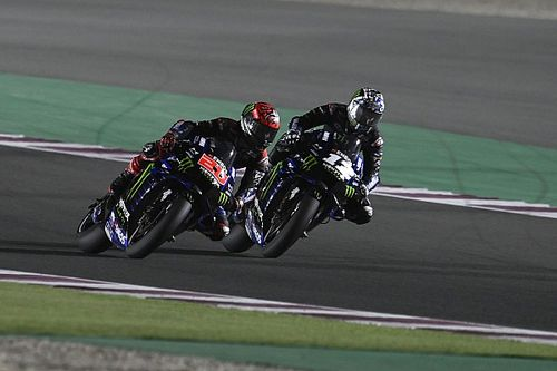 "Quartararo: Vinales ""in another league"" in Qatar MotoGP"