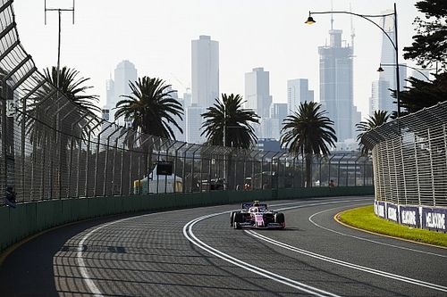 New Albert Park F1 layout will be five seconds faster