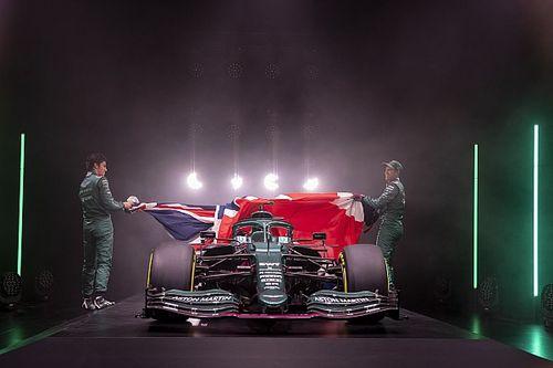 James Bond en Aston Martin y más cine en la Fórmula 1