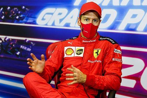 Vettel pozostanie fanem Ferrari